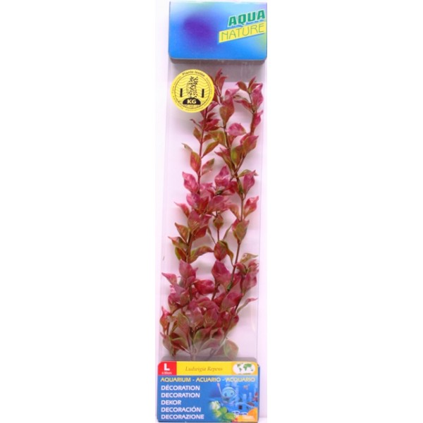 Nautilea plante plastique variee xlarge for Plante plastique gifi