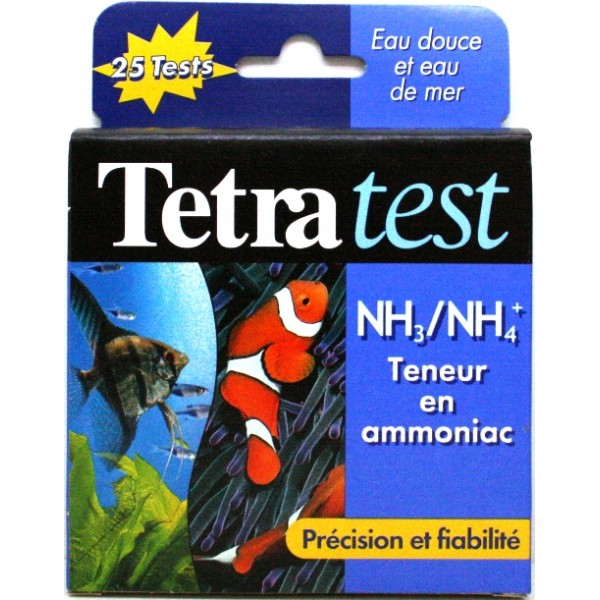 nautilea tetra test nh3 ammoniac. Black Bedroom Furniture Sets. Home Design Ideas