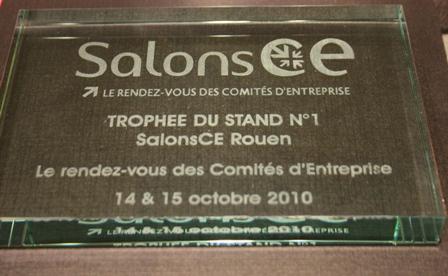 Nautilea for Prix stand salon